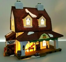 Department 56 New England Heritage Sleepy Hollow Van Tassel Manor #59544 New
