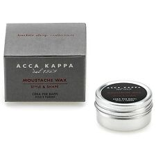 ACCA KAPPA CERA MODELLANTE PER BAFFI MOUSTACHE WAX BARBER SHOP COLLECTION