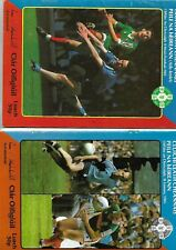 1985 GAA Football All Ireland semi and replay Dublin V Mayo