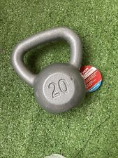 New With Tags Weider Kettlebell 20lbs
