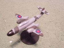Built 1/144: British GLOSTER METEOR NF 11 Fighter Aircraft