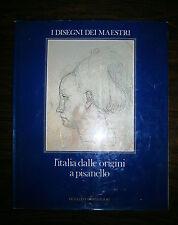 Todorow #L'ITALIA DALLE ORIGINI A PISANELLO#F.Fabbri 1970# I DISEGNI DEI MAESTRI