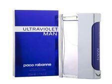 Paco Rabanne Ultraviolet Eau de Toilette 50ml Spray For Him Homme Men - Mens EDT