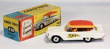 Corgi Toys 430, Bermuda Tax, Mint in Box                              #ab1225