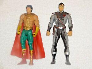 DC Classics Universe figure lot 11
