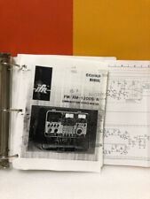 Ifr Fmam 1200sa Communications Service Monitor Service Manual