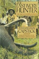 The Last Ivory Hunter: The Saga of Wally Johnson-ExLibrary