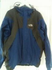 the north face blue/grey size M jacket
