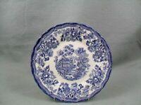 Queen's Tonquin Blue Dessert Plate
