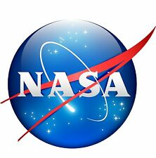 NASA Meatball Logo Vinyl Sticker Car Window Decal Bumper Sticker High Gloss