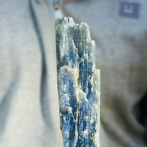 40g Blue Crystal Natural Kyanite Rough Gemstone Mineral Healing Specimen