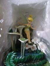 Disney Tinkerbell Fountain Cody Reynolds Figurine L Ed 750 RARE HTF