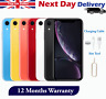 Apple iPhone XR - 64GB 128GB 256GB - Unlocked Network Smartphone All Colours