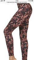 Sweaty Betty 7/8 Leggings Rustic Brown Recycled Size XS Worn Once Great Con