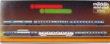 Marklin Z Mini Club 87845 Baltimore & Ohio 6-Car Passenger Set LNIB