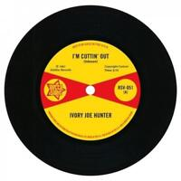 IVORY JOE HUNTER I'm Cuttin' Out / You Only Want Me .. NEW R&B 45 (OUTTA SIGHT)