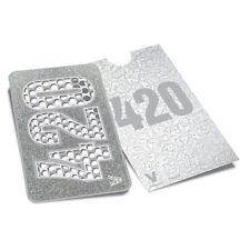 FROSTED V SYNDICATE GRINDER CARD - 420