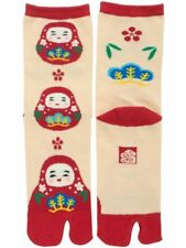 NEW Japanese Unisex Split Toe Tabi Socks Kaga Hachiman Rising Up Made in Japan