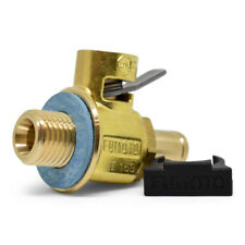 F111N (14mm-1.25) Long Nipple Fumoto Oil Drain Valve with Lever Clip