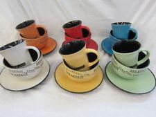 Sets y vajillas de cerámica