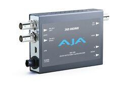 AJA Hi5-3D SD or HD-SDI Multiplexer to HDMI Converter (SD/HD-SDI Loopout)