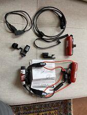 Petzl NAO+ Plus Headlamp, Reactive Lighting, 750 lumens, Bluetooth, EXTRAS