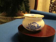 Herend 2008 Guild MWB Hand Painted  Pot Miniature Member Gift