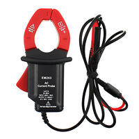 Handheld AC Current Clamp Probe for Multimeter 600A for AC Current Measurements