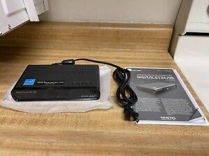 New Digital Stream DTX9950 Analog Pass-Through DTV Converter Box, No Remote