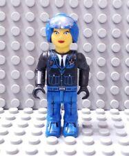 LEGO 4 Juniors Jack Stone Female Police Pilot Minifigure with Helmet