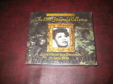 The Legends Collection - Fitzgerald, Ella COLLECTION 2 CD BOX MADE MADE IN UK