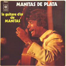 MANITAS DE PLATA La Guitare D'or De Manitas FR Press CBS S 63 915 LP