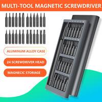 MiJia 24 in1 Magnetic Xiaomi Wiha Multi Screwdriver Repair Kit W/Alloy Case Tool