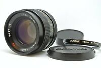 【N MINT++】Contax Carl Zeiss Planar T* 50mm F1.4 AEJ for CY Mount From JAPAN