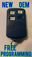 NEW ADT ADEMCO HOME SECURITY ALARM REMOTE KEY FOB TRANSMITTER CFS8DL5804 5804