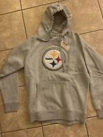 NWT Antigua Golf L Pittsburgh Steelers Pullover Hoodie