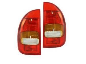 Pair Tail Lights to suit Holden SB Barina 94-01 5 Door Hatch