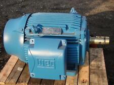 Weg Motor 60HP 380V 82A 1780Rpm Z000182053 Z06018ET3J041411-W22