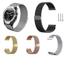 Samsung Galaxy Watch Armband 46mm / 42mm Milanaise Edelstahl Ersatz Armband NEU