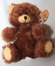 "Greenbrier International Cuddly Cousins 10"" Stuffed Brown & Tan Bear Plush w/Tag"