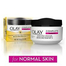 Face Moisturizer by Olay Complete All Day UV Moisture Cream, SPF 15