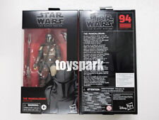 "In Stock HASBRO STAR WARS 6"" inch Black Series #94 THE MANDALORIAN action figure"