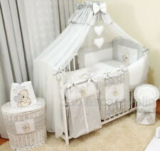 Stunng Baby Cot/Cot Bed Canopy Drape/Netting 480cm Wide!  HUGE S A L E ! ! !