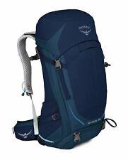 Osprey Stratos 36 S / M Rucksack Tasche Eclipse Blue Türkis Neu