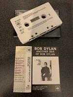 BOB DYLAN - ANOTHER SIDE OF BOB DYLAN (UK CASSETTE TAPE) CBS 40-32034