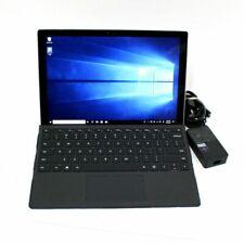 Microsoft Surface Pro 3/1631-128GB/4GB i5-4300 w/Kb,Pen& unused Leather Case