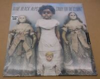 NINE BLACK ALPS Candy For The Clowns 2014 UK limited white vinyl LP + CD SEALED