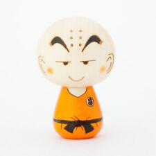 """Dragon Ball Son Goku Kokeshi 3.1/"""" Akira Toriyama Japanese Wooden Doll Figure"""