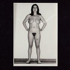 Standing nude woman Big Boobs qui nue AKT FOTO * vintage 70 s risque Photo
