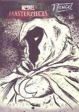 Marvel Masterpieces III (2008) sketch Prince Moon Knight